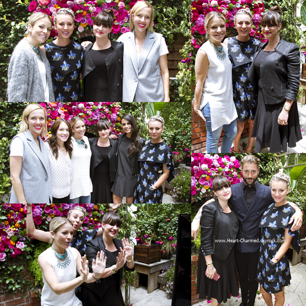 -    21/05/2015 : Kaley assistant au ColourPOP cosmetics 1st Birthday luncheon à West Hollywood.  -