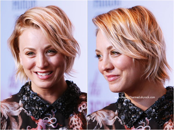 -    21/08/2015 : Kaley assistant au 60 Yrs with a Diamond Anniversary Party à Beverly Hills.  -