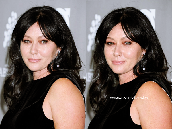 -    14/11/2015 : Shannen assistant au 2015 Baby2Baby Gala à Los Angeles.  -