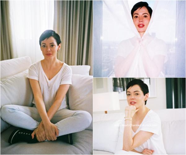 -    Photoshoot : Découvrez un photoshoot de Rose réalisé par Miyako Bellizzi.  -