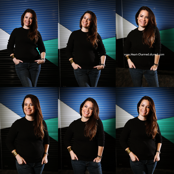 -    Portraits : Découvrez des portraits d'Holly lors de la Supanova à Sydney.  -