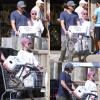 -    17/09/2016 : Shannen et son mari Kurt faisant des courses à Malibu.  -