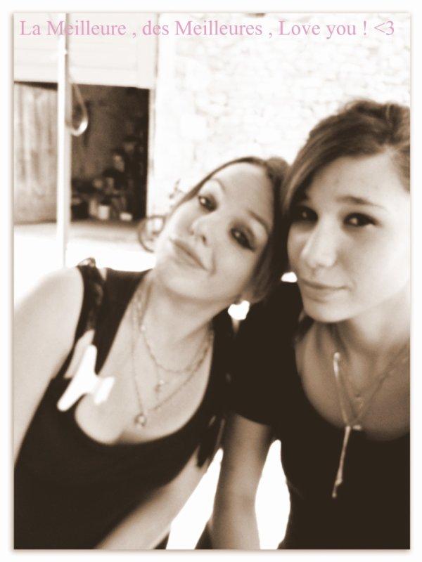 Une meilleure amie , une soeur , une confidante .