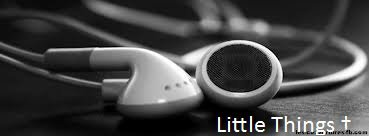 Little things †