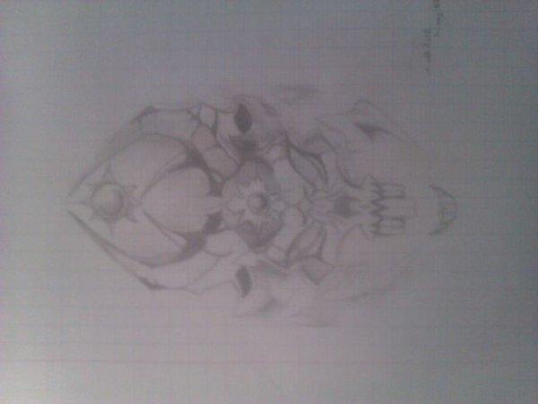 Voila mes dessins réalisés récemment .