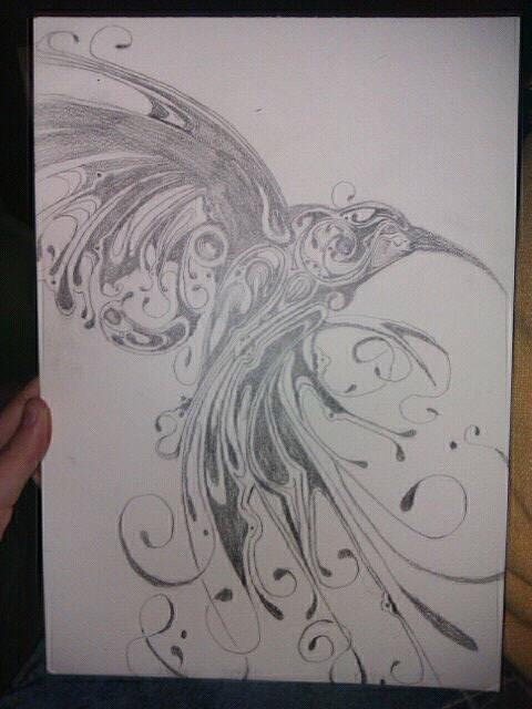 Oiseau feerie