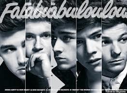 Les Boys pour le magazine Fabulous