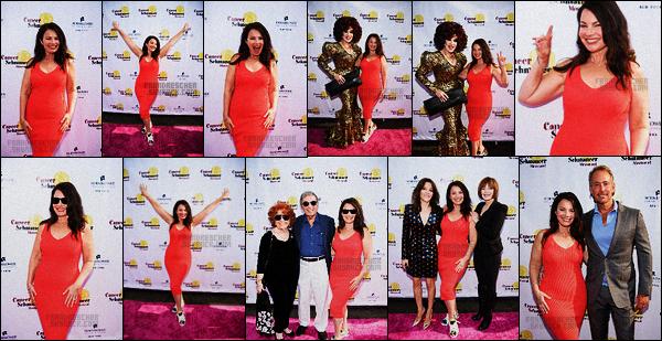 - 20/06/16 : Fran Drescher a organisé son grand projet pour son association « Cancer Schmancer » - à Los Angeles. Cette croisière organisé pour l'association par la fondatrice Fran Drescher pour récolter des fonts, de nombreuses célébrités ont fait le déplacement -