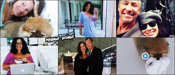 - 06/06/16 : Fran Drescher était l'invitée de « Access Hollywood Live » où elle parlé de son cancer et de son ex-mari La brunette a parlé de son projet pour son association Cancer Schmancer, qui se déroulera le 20 juin et de plus sur sa vie en tant que jeune mariée. -