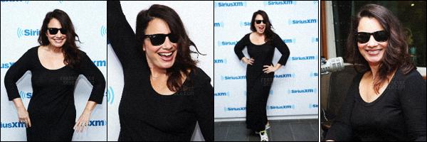 - 17/06/16 : Fran Drescher était l'invitée de « SiriusXm radio » où elle a parlé de son projet, déroulé à New York City. La brunette a parlé de sa croisière pour son association Cancer Schmancer, qui se déroulera le 20 juin, également de parlé de Ann Morgan Guilbert. -