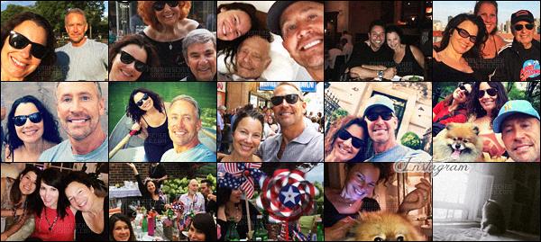 - 21/06/16 : Fran Drescher était présente et d'autre stars pour rendre hommage à l'attenta d'Orlando - Los Angeles. Durant le spectacle de la comédie musicale «Maya & Marty», le groupe de Broadway for Orlando ont chantés «What The World Needs Now Is Love» -