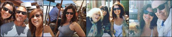- ●●--Les acteurs d'« Une nounou d'enfer » ont rendu hommage à Ann Morgan Guilbert. .« Au mémorial dédié à Ann Guilbert (Grand-Mère Yetta). Un magnifique hommage pour une femme merveilleuse. Annie, tu as immortalisé. .ma Grand-Mère Yetta. J'espère que tu as retrouvé les tiennes au paradis et que vous vous marrez bien ensemble. » a déclaré Fran sur Instagram -