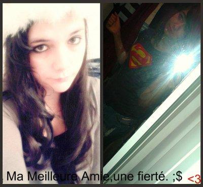 Mégane & Aurélie, bien plus que de simple amie, des meilleure Amie ♥.
