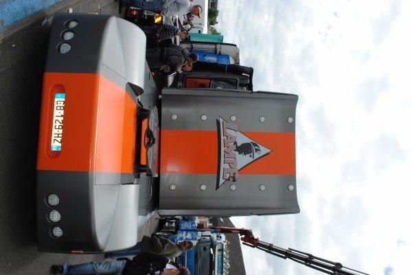Rassemblement camion à Arras le 9et10/06/2012