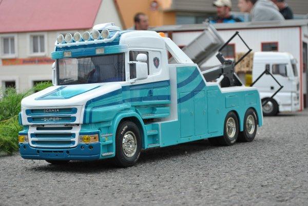 1ère Fête du Camion à Valenciennes