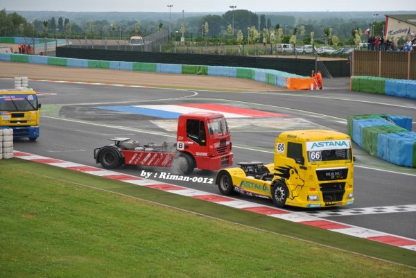 Grand-Prix Camions à Magny-Cours le 29 & 30 juin 2013 ----> QUELQUES TRAVERS