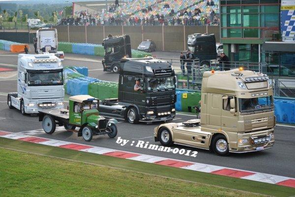 Grand-Prix Camions à Magny-Cours le 29 & 30 juin 2013 ----> DÉFILÉ CAMIONS DÉCORÉS
