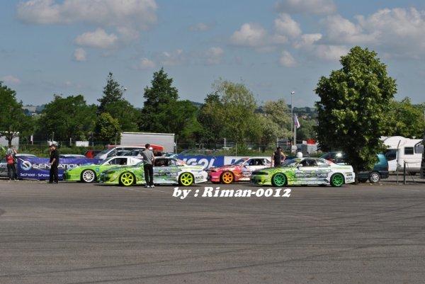 Grand-Prix Camions à Magny-Cours le 29 & 30 juin 2013 ----> COTÉ DRIFT