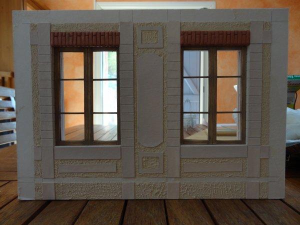 Nouvelle vitrine (échelle 1/12ème)