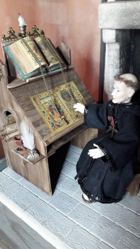 Scriptorium médiéval