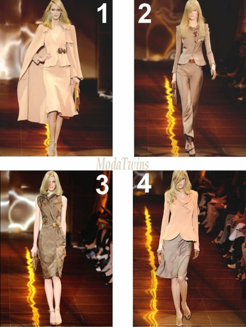 Collection Georgio Armani »--------------------------------------------------------------------------------------------------------------------------------------T0P ou FL0P ?