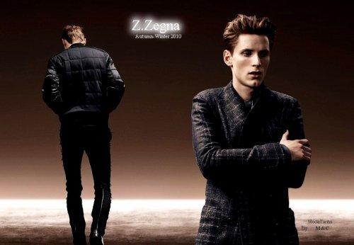 La collection Z.Zegna pour l'Automne-Hiver.