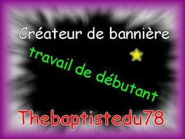 I'm creator of banner !