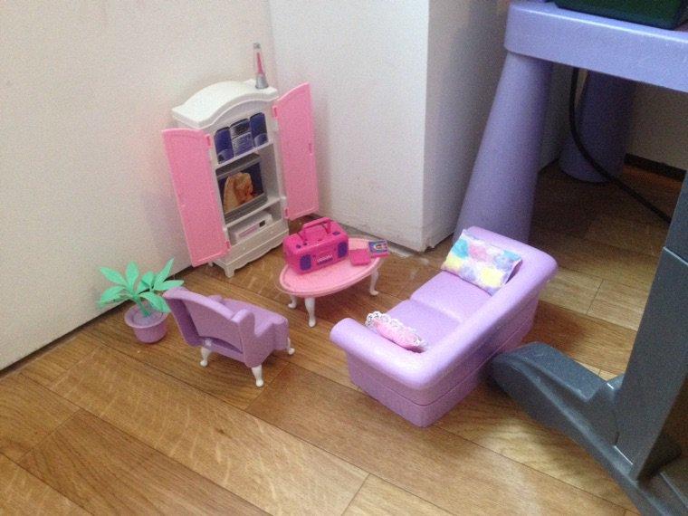 Mes Barbies d enfance