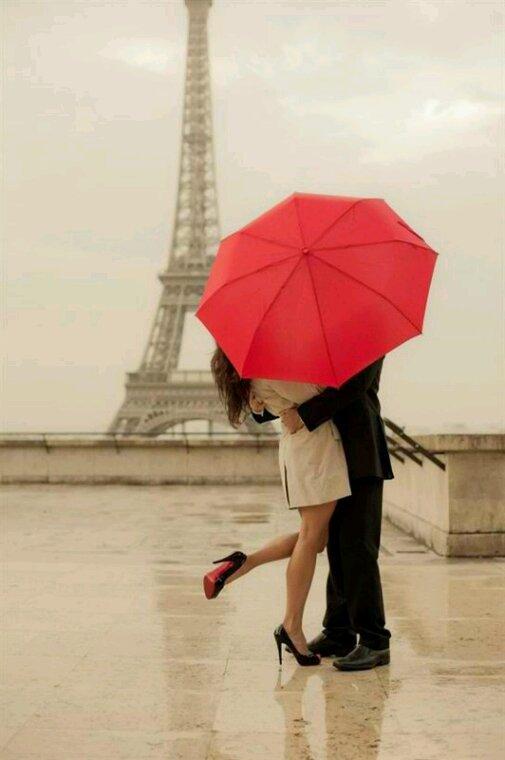 Au bruit doux de la pluie...