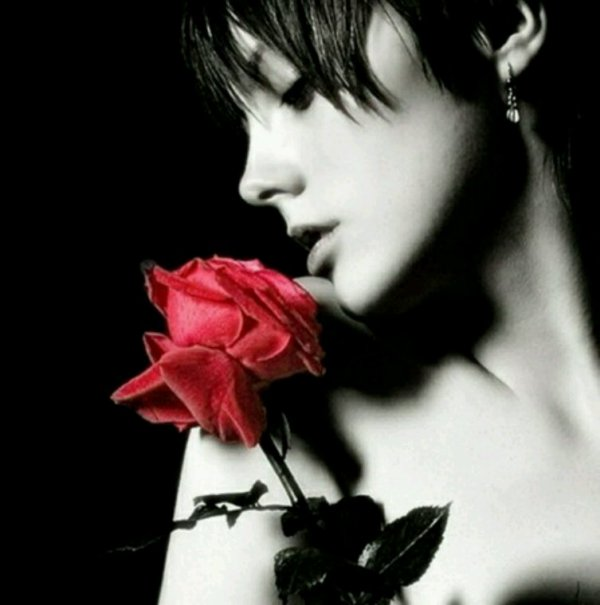 Un regard sur la sensualité....
