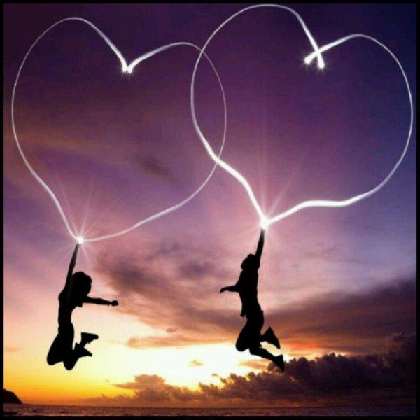 Le voyage du coeur....à la passion de l'amour