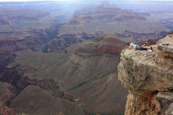 Le grand Canyon, c'était cool.