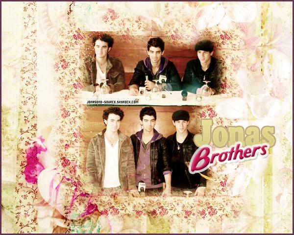 . BIOGRAPHIE - JONAS BROTHERS Jonas Brothers est le nom du groupe formé par les frères Kevin, Joe et Nick Jonas dans les années 2000. Ces trois frères nés entre 1987 et 1992 sont originaires du New Jersey.      .