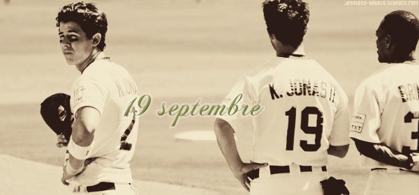 . 19/09/10- Les Road Dogs jouant leur dernier match de la saison ,en Californie      .