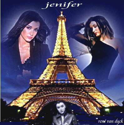 une créa de jenifer car moi je l aime et sa musique aussi et elle magnifique bisous ma princesse