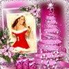 une sublime créa et c est une cadeau de mon amie joliebelledu14 et la créa est magnifique je l adore  merci car je l aime cette créa la et la femme quai de sus mariah carey je l adore et bisous et vous et bonne visite sur mon blog m est amie et ami