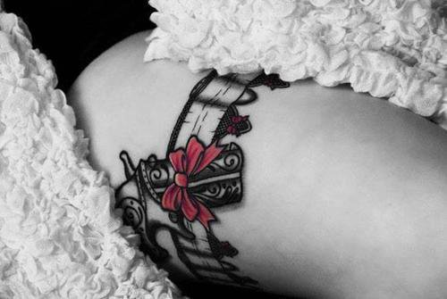 tatouages de la fiction 1