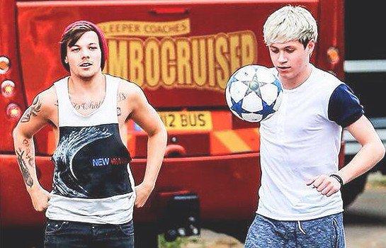 """One-Shot n°2 """" Et d'une certaine manière, tu as fait s'effondrer tous mes murs... """" - Truly, Madly, Deeply - One Direction"""