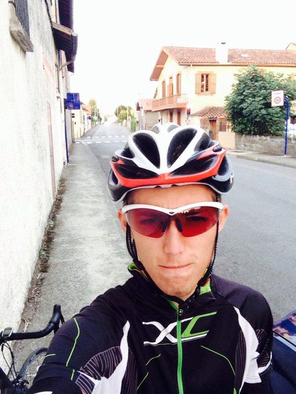 Sortie vélo ( port de bales )