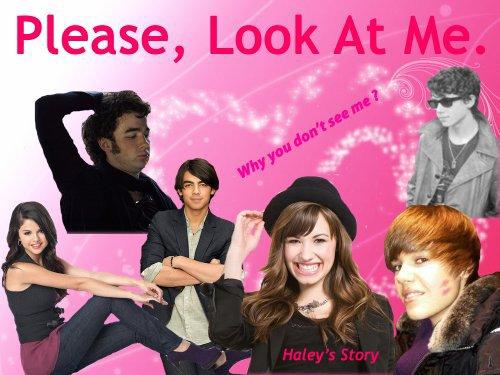 Please, Look At Me