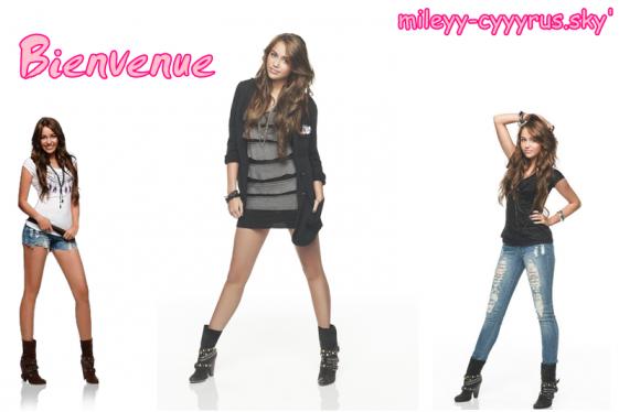 BIENVENUE Sur le Blog De Mileyy-cyyyrus