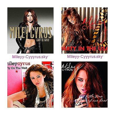 Lequel de ces singles ou albums prefere tu ?