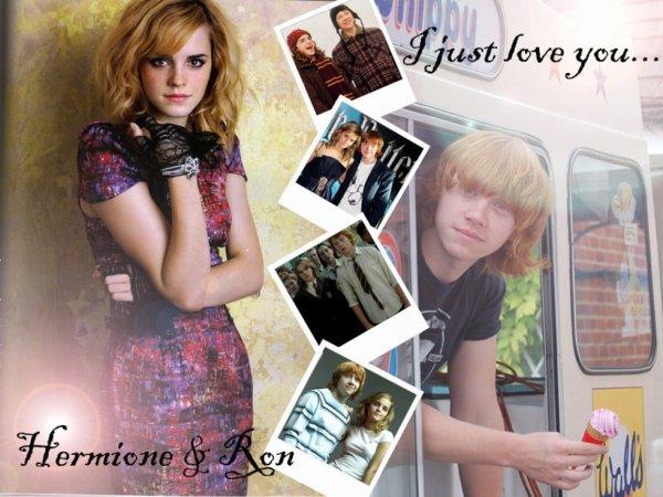 Ron&Hermione!