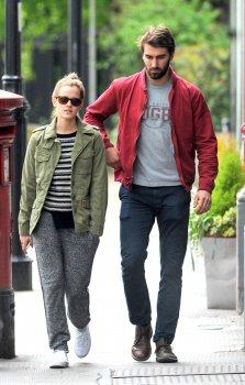 Emma et Matt à Londres.
