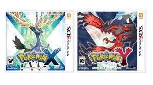 pokemon x et y info