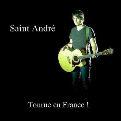 Saint André sillonne la France en faisant des Première Partie !!