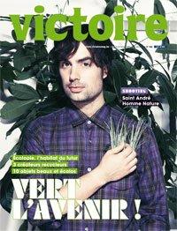 Saint André dans Victoire Magazine (Le Soir - Belgique)