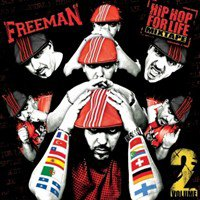 "Retrouvez Saï sur la compilation ""Hip Hop For Life Vol.2"" de Freeman (IAM)"
