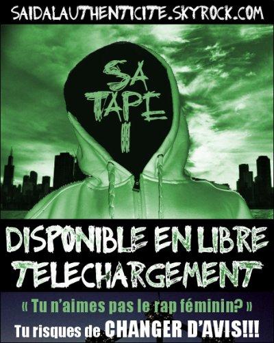 """La """"SA Tape 2"""" est DISPOOOOOOOOO!!!!!!!!!!!!!"""