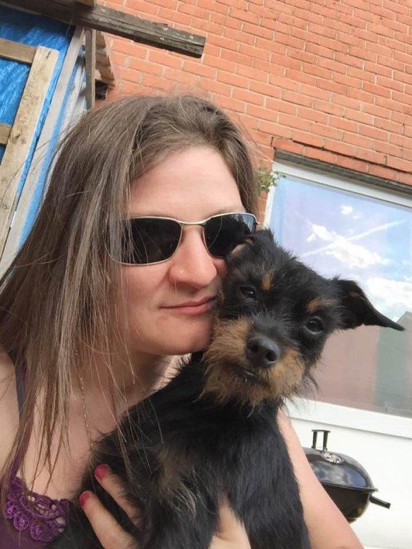 moi et mon chien zaira